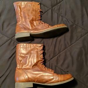 Women's Brash Combat Boots